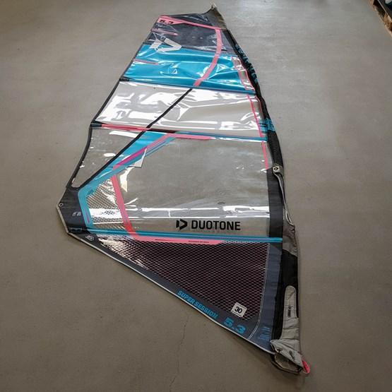 DUOTONE Windsurf Sail Super Session 5.3 2020 [USED]