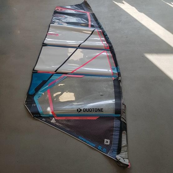DUOTONE Windsurf Sail Super Session 5.6 (USED)