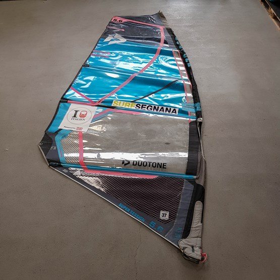 DUOTONE Windsurf Sail Super Session 5.6 2020 [USED]