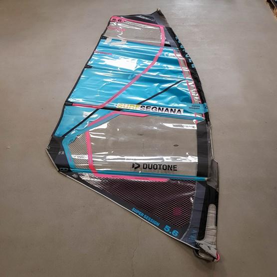 DUOTONE Windsurf Sail Super Session 5.6 2020 [USED]