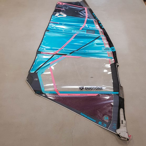 DUOTONE Windsurf Sail Super Session 6.3 2020 [USED]