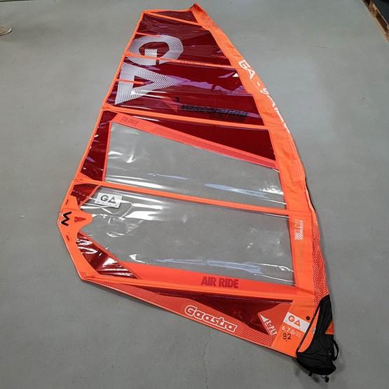 GA-Sails Windsurf sail AirRide 6.7 2020 [USED]