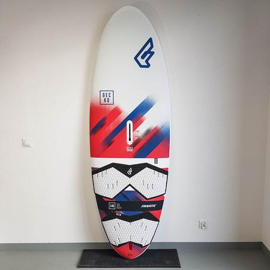 FANATIC Deska windsurfingowa Gecko HRS (SZKODA TRANSPORTOWA)