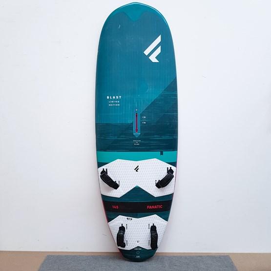 FANATIC Deska windsurfingowa Blast LTD - 145 2020 [UŻYWANA]
