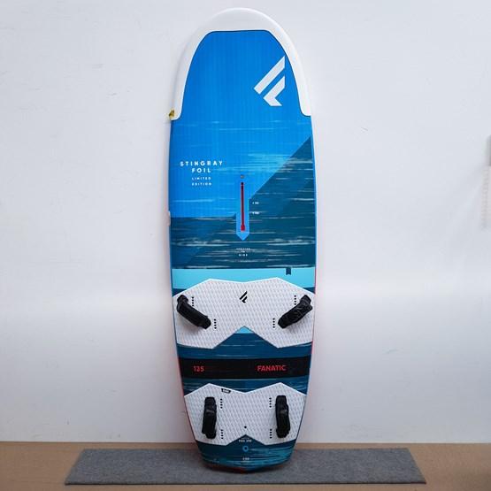 FANATIC Windsurf Board Stingray Foil LTD - 125 2020 [USED]