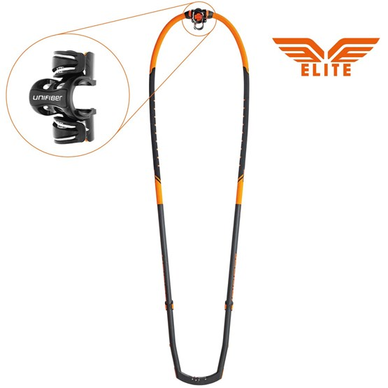 UNIFIBER Carbon Modular Elite Boom 220-270 Outside Extra Wide Tail