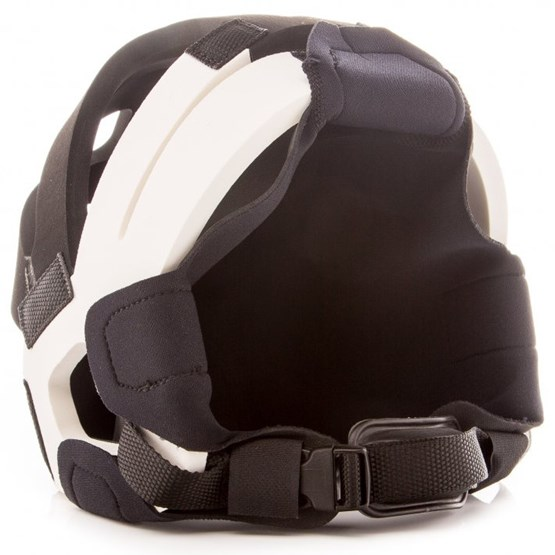 UNIFIBER EVA Head Protection Black/White