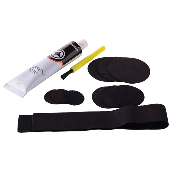 Glue and patches for neoprene UNIFIBER