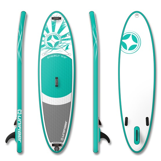 UNIFIBER Inflatable SUP Board Allround Energy 9'8 (MSL® FUSION Technology)