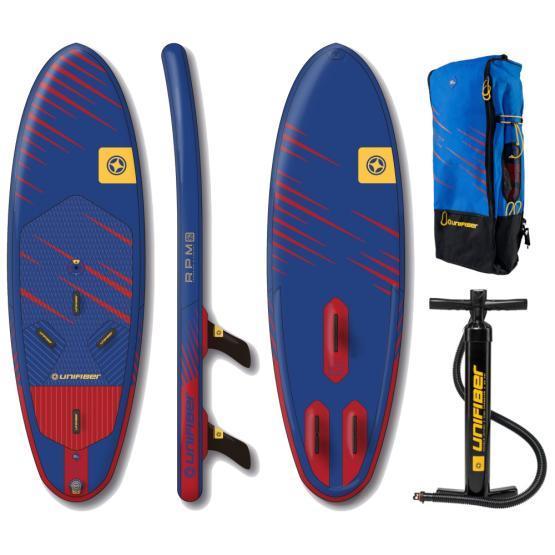 UNIFIBER Inflatable windsurf board RPM 280 SL