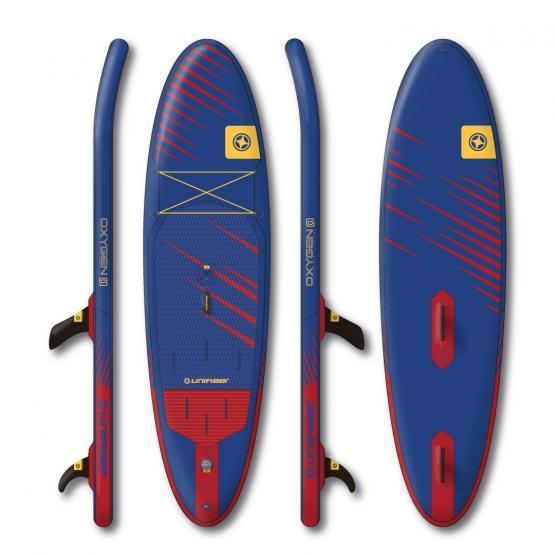 UNIFIBER Inflatable WindSUP board Oxygen 10'7 SL