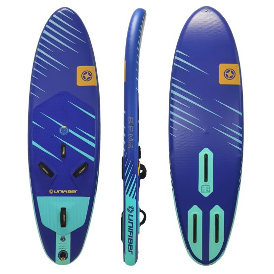 UNIFIBER Inflatable windsurf board RPM 280 FCD