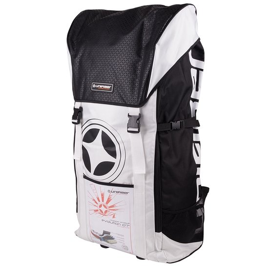 UNIFIBER iSup Wheeled Backpack Bag