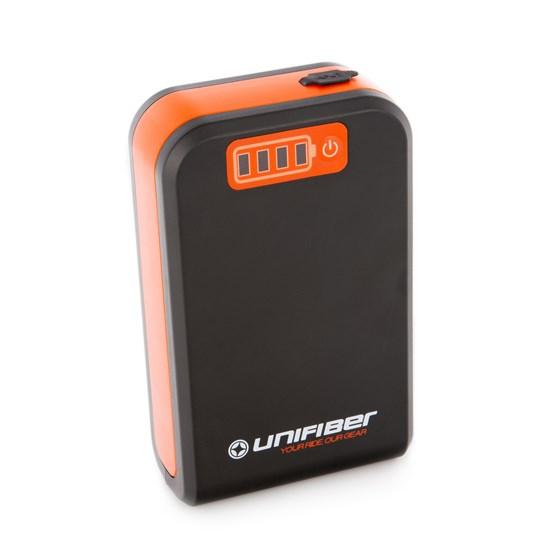 UNIFIBER Optional 12V Female Carp Plug Lithium 6000 mAH Battery