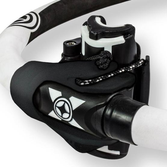 UNIFIBER Complete Boom Head SLIM HD V-grip Carbon PP