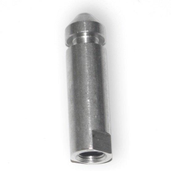 Short universal M8 pin for baseplates - internal