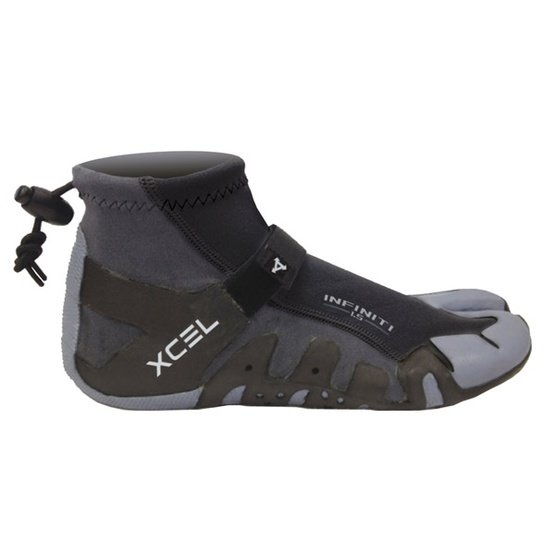 XCEL Neoprene Boots INFINITI REEF Split Toe 1mm (2017)