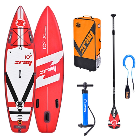 ZRAY Inflatable SUP board F1 FURY 10'0