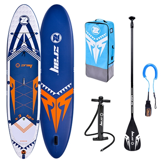 ZRAY Inflatable SUP board X3 X-RIDER EPIC 12'0