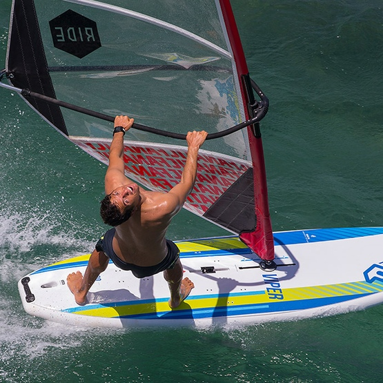 FANATIC Windsurf Board VIPER 2019 - Price, Reviews - EASY