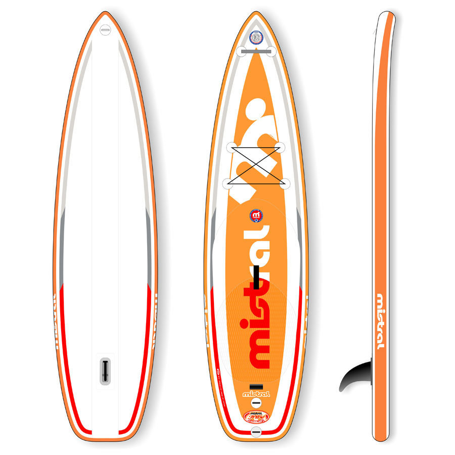 Kailua Fit iSUP Reviews - Mistral SUP | Buyers' Guide ...