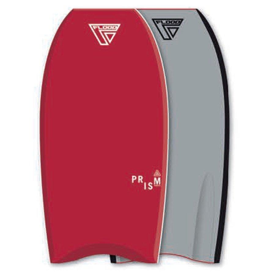 FLOOD Bodyboard Prism Stringer PE 44 Rot - Price 01840d146923c