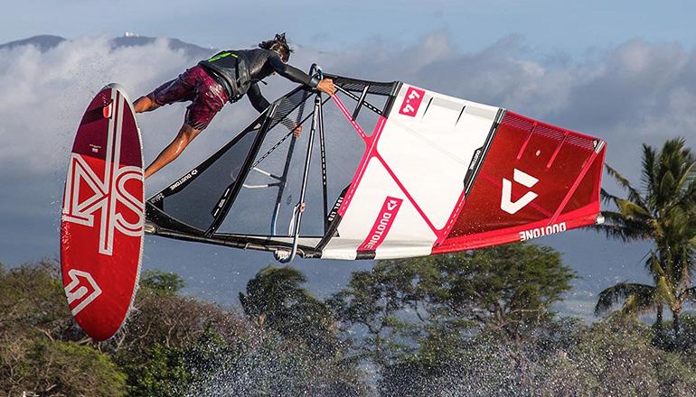 Duotone windsurfing