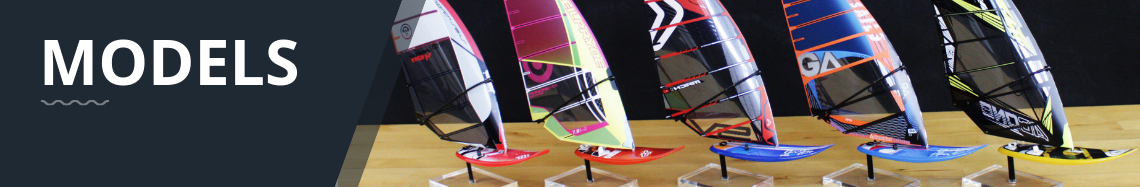Windsurf models