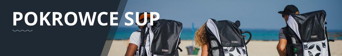 Pokrowce i torby na sprzęt SUP