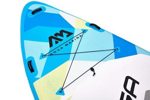 Aqua Marina Mega - Cargo straps