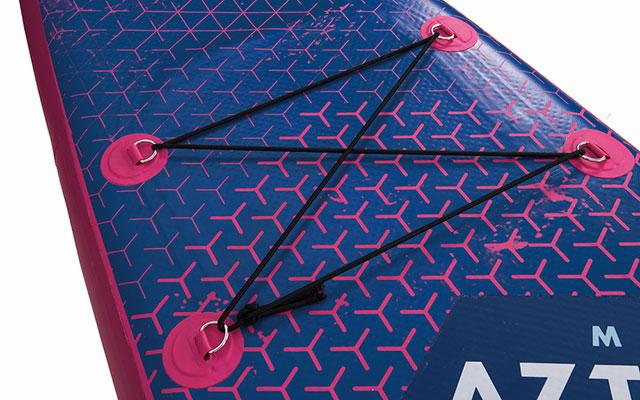 Aztron Meteor - Cargo straps