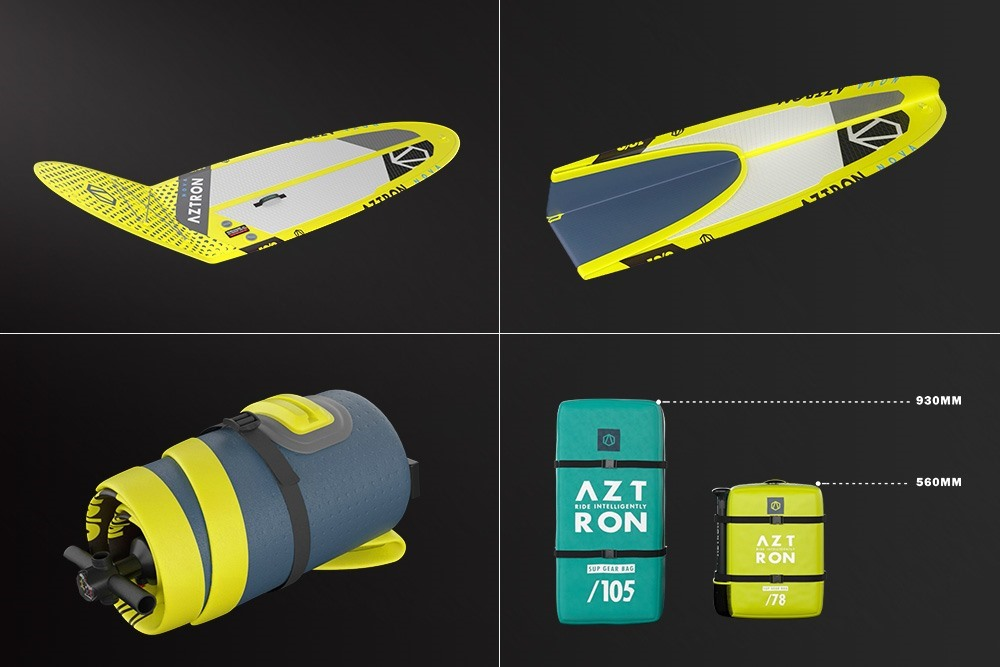 Aztron Nova - Intelligent compact concept