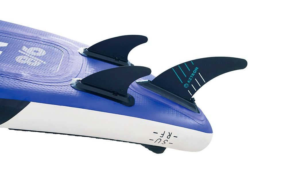 Aztron Orion - Tri-Fin system