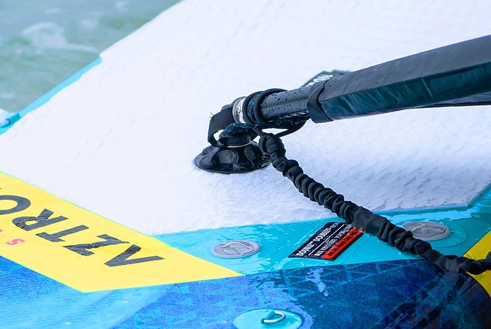Aztron Soleil - Opcja windsurfingowa