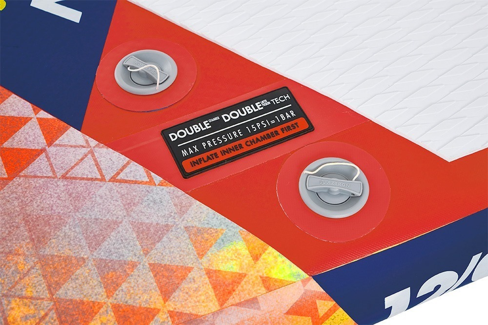 Aztron Soleil Extreme - Double Chamber Construction