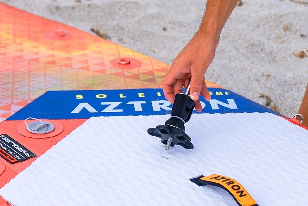 Aztron Soleil Xtreme - Opcja windsurfingowa