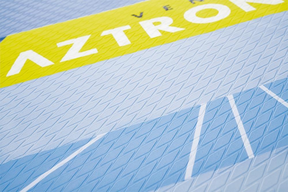 Aztron Venus - Diamond pattern footpad