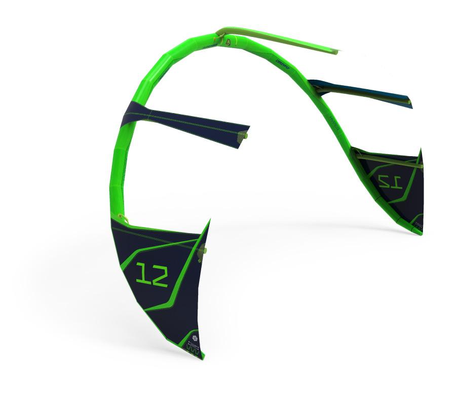 Crazyfly Hyper - Dacron frame