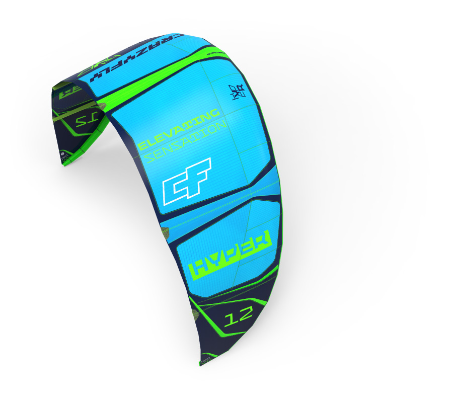 Crazyfly Hyper - Delta Bow Shape