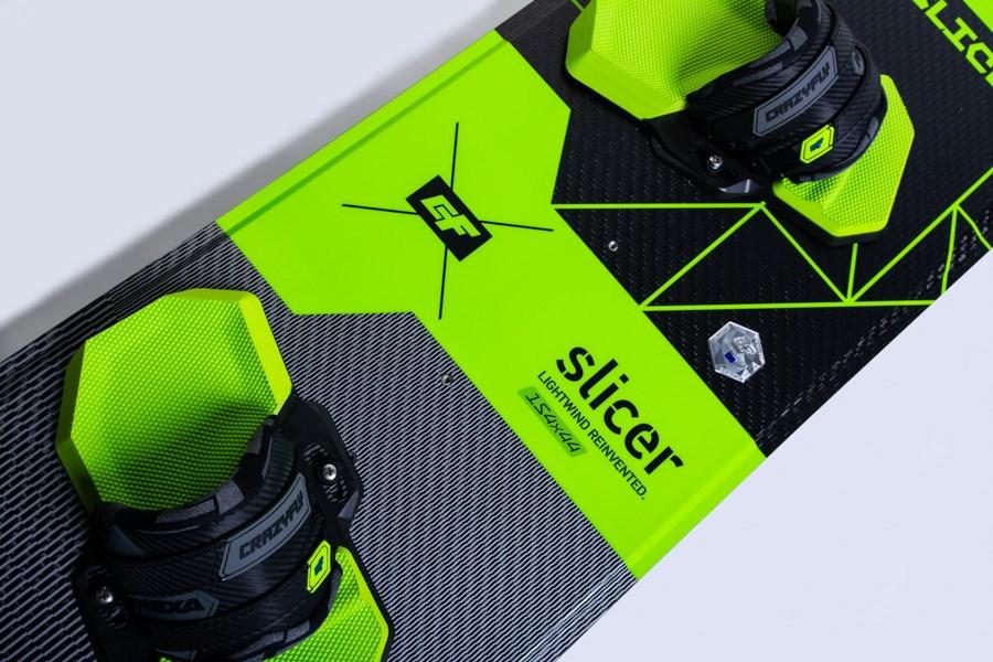 Slicer - Odwrócony kształt
