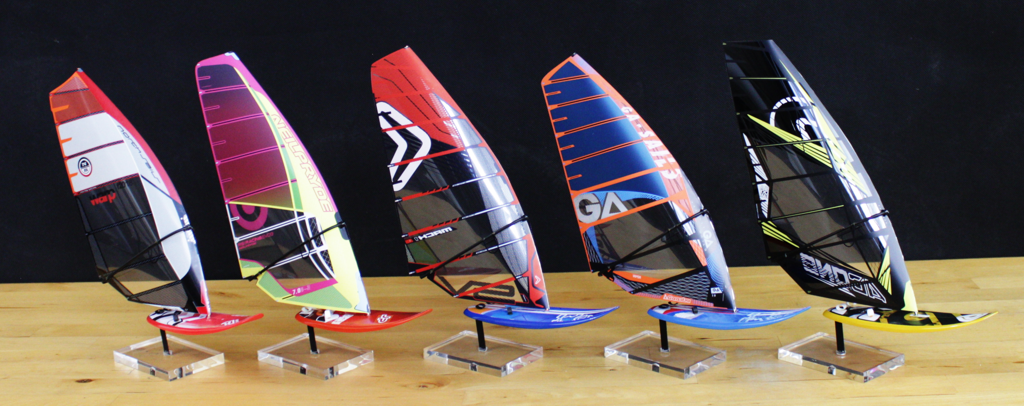 all windsurf freeride models