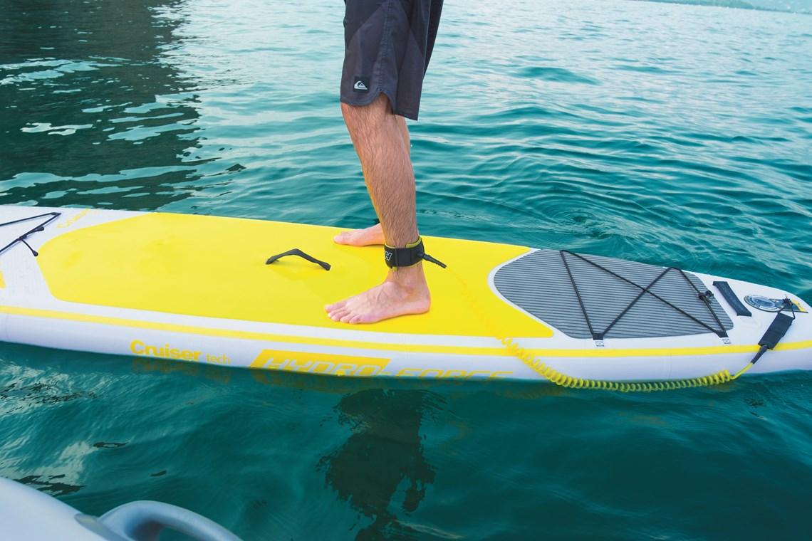 Hydroforce Cruiser - EVA Deck