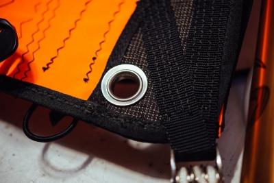 LOFTSAILS Windsurf sail Raceboardblade LW II - Tack Strap With Eyelet