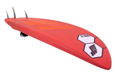 TABOU Windsurf board Da Curve 2022 - STRAIGHTER ROCKER ON 96 AND 88